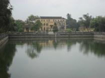 Antigo museu das Antiguidades que agora está em outro lugar. Foi a casa de um dos imperadores que adorava o estilo francês e tentou fazer o palácio com estilo francês