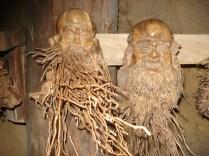 Artesanato feito de bambu