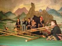 Dança dos bambus