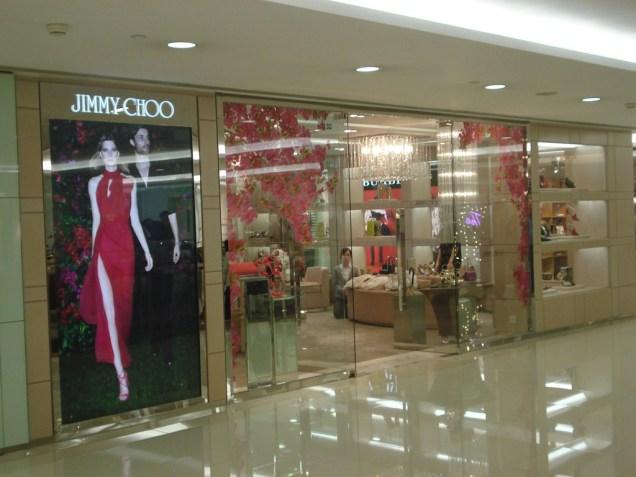 Jimmy Choo – luxo só