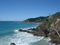 E as praias lindas