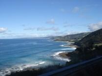 A caminho de Apollo Bay