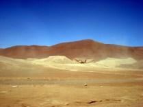 Dia seguinte mais deserto