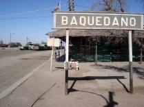 Baquedano onde fica o Museu da Ferrovia
