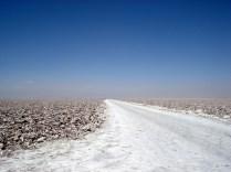 Estrado do Sal - Atacama