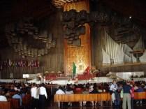 Basílica por dentro