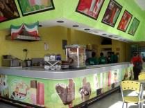 Nossa paleteria favorita La Michoacana onde a palete custa R$ 2