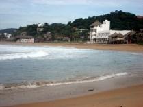 E praia para o outro