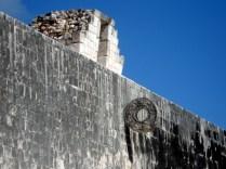 Essas quadras nós vimos em quase todas as ruinas Maias