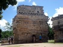 Templo do Jaguar – parte alta