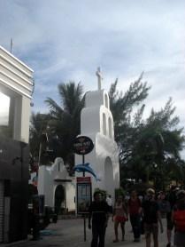 Igreja franciscana na Quinta Avenida