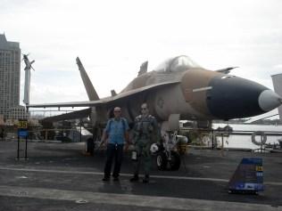 F/A – 18 Hornet (Striker Fighter)