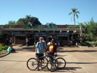 O Balboa parque é onde fica o famoso e caro San Diego Zoo