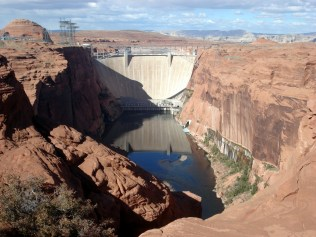 Essa é a barragem