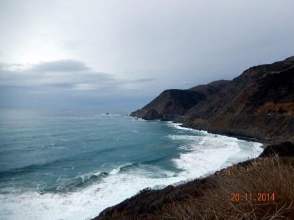 O fato é que este trecho da Highway 1, Califórnia – é incrível