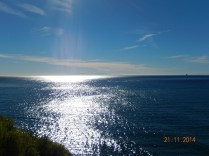 De manhã com sol