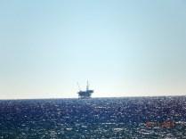 Creio que plataforma de petroleo
