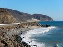 Saindo de Santa Bárbara