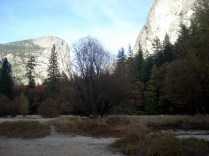 A paisagem compensou a falta de lago