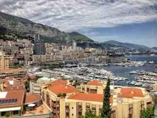 Views of Monaco
