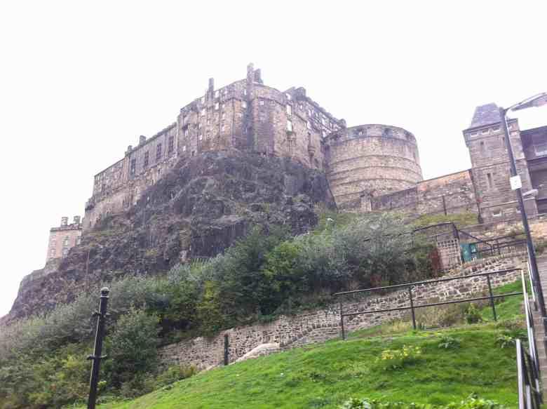 All Systems Go for the Fringe at Edinburgh!