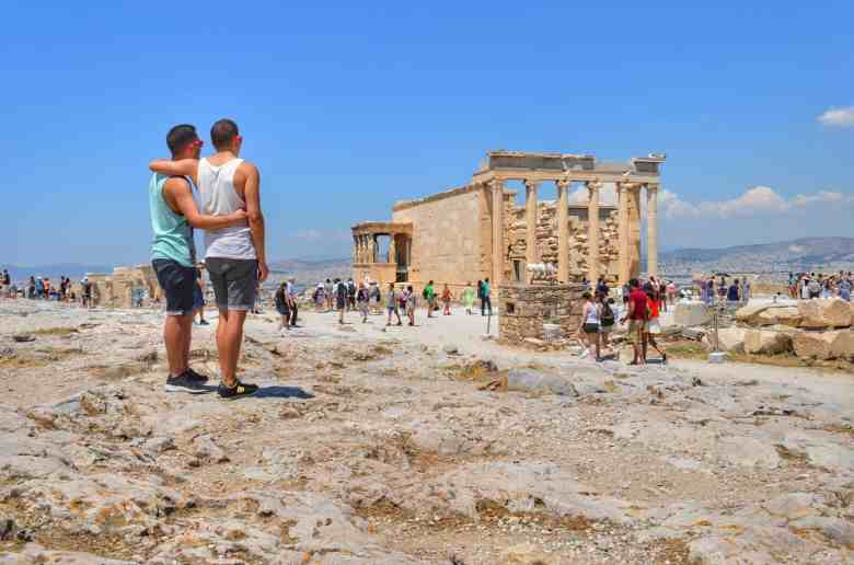 Gay Athens – the best gay hotels, bars, clubs & more