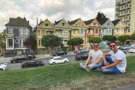 Alamo Park San Francisco Two Bad Tourists