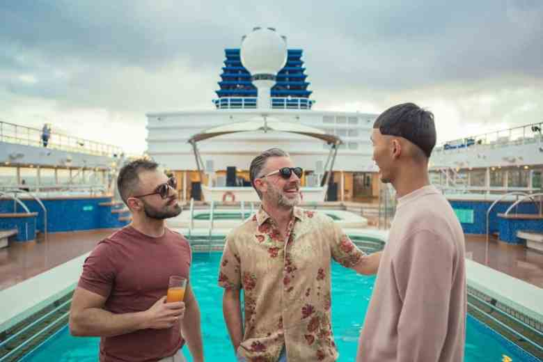 The New Gay Cruise That Will Blow Your Mind!