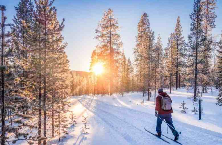 Gaycation in Finland – Saunas, Snow and Northern Lights