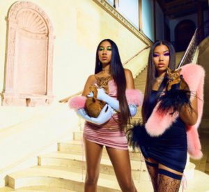Kimora Lee Simmons' Daughters Grace Baby Phat's 2019 Holiday Collection Campaign