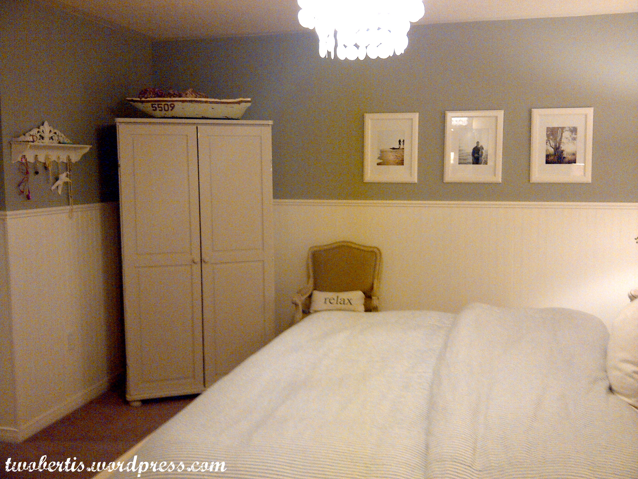 Remodelaholic Pottery Barn Inspired Master Bedroom Makeover