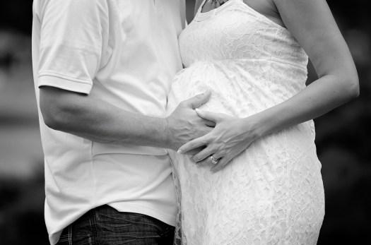 Amy + Josh Maternity Family Session