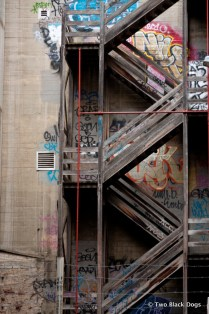 Melbourne stairwell