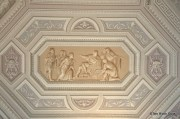 Ceiling fresco, Vatican Museum