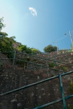 Hundreds of stairs leading to Corniglia, Cinque Terre