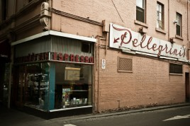 Pellegrini's Espresso Bar, Melbourne
