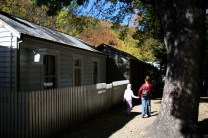 Arrowtown Miners Cottages, New Zealand