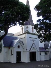 Old St Paul's Church, Wellington New Zealand