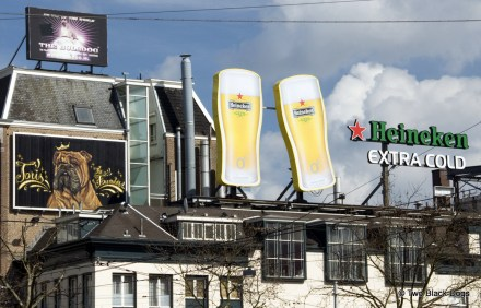 Beer sign, Amsterdam