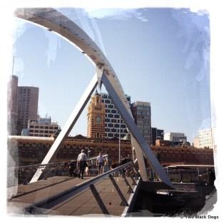 Bridge over the Yarra