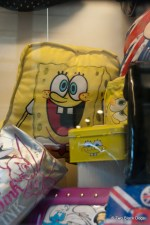 Spongebob Squarepants merchandise in Italy