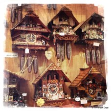 German cuckoo clocks, Mt Tamborine Cuckoo Clock shop