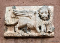 The Winged Lion, symbol of Venice