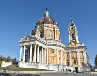 The Basilica Superga