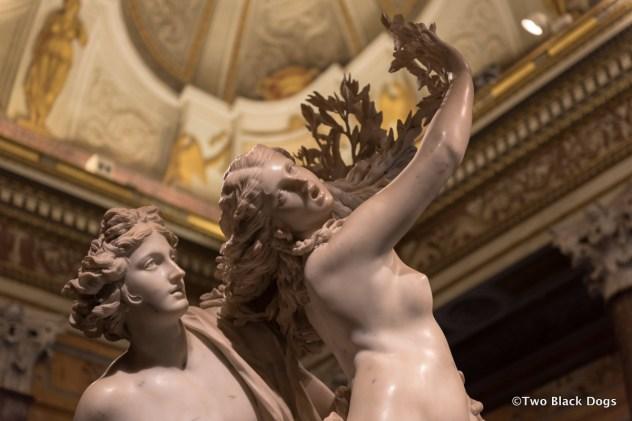 Bernini's Apollo and Daphne 1622-1624