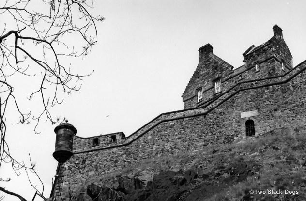 Edinburgh Castle 1999