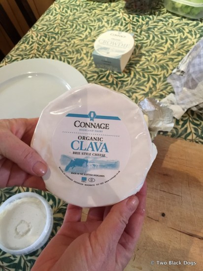 Clava - a locally produced brie style cheese
