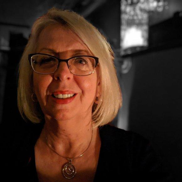 Susan at Better Than Sex Dessert Restaurant