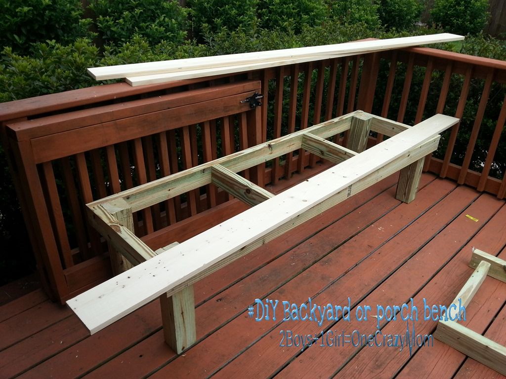 Diy Garden Bench Seat With Storage Ethridge207