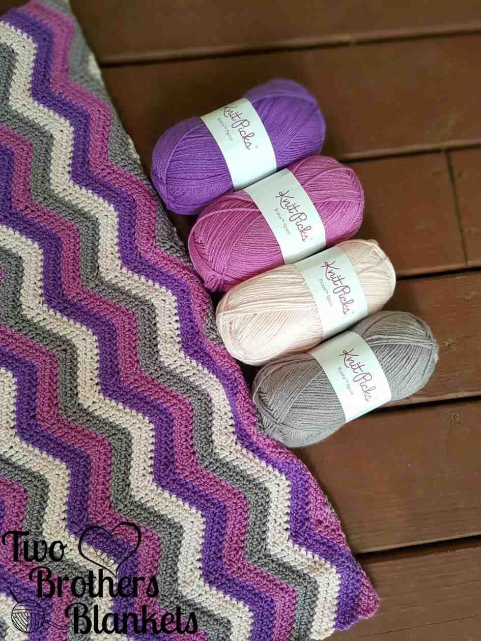 Free crochet pattern the happy herringbone chevron blanket two free crochet pattern the happy herringbone chevron blanket dt1010fo